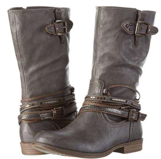 A bota gris