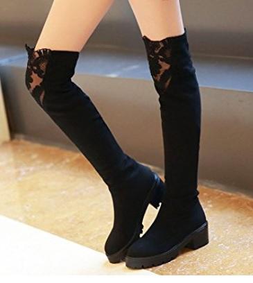 A botas mpsqueteras calctin