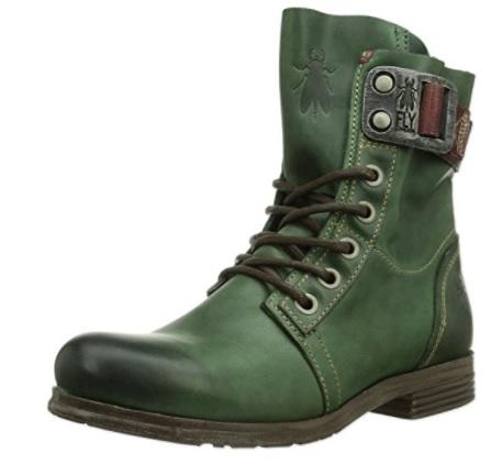 A botas verdes