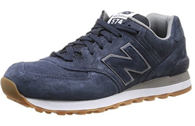 A New Balance Ml574 blue