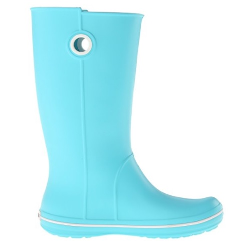 Botas de agua crocs azul