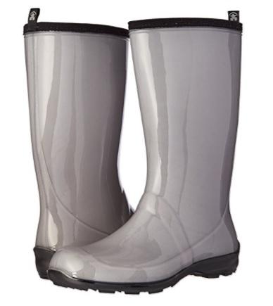 Botas de agua grises