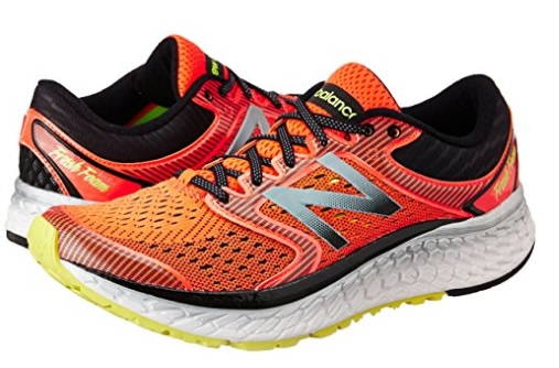 New Balance Fresh foam 1080v7 orange