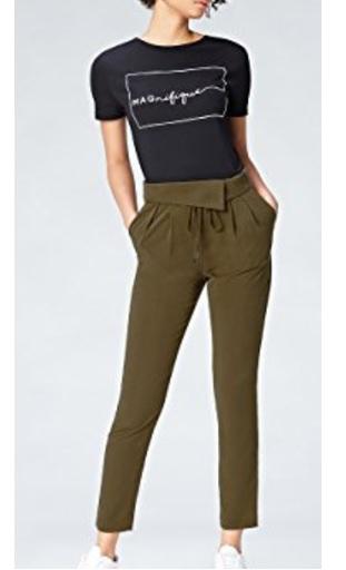 FIND Pantalones de Pinzas