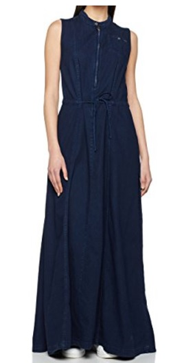 G-STAR RAW Chopper Maxi Dress