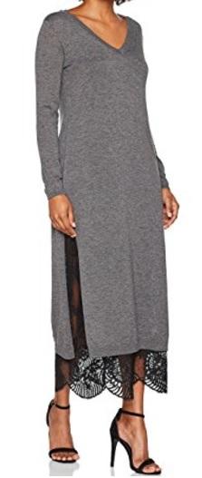 TWIN-SET Ta73cd, Vestido para Mujer