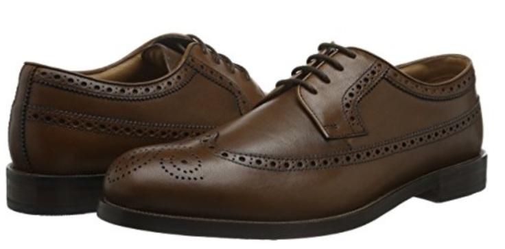 Zapato oxford clarks