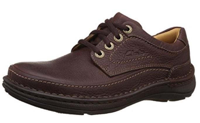 Zapatos casual cuero marrón