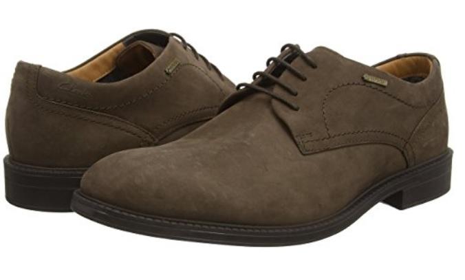 Zapatos de cuero con cordones