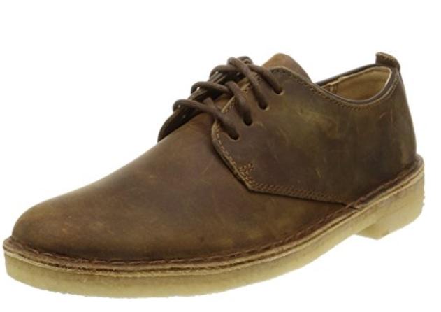 Zapatos Derby Clarks
