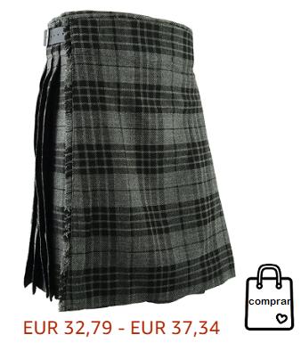 Falda HOMBRE Scottish Highland