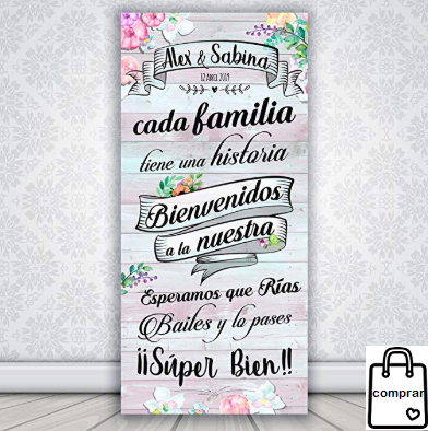 COMPRAR CARTEL DECORATIVO