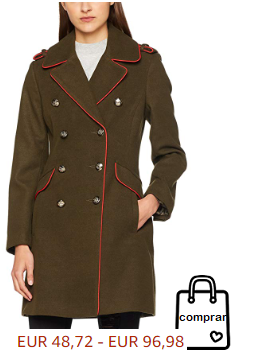 MISS SELFRIDGE Military, Abrigo