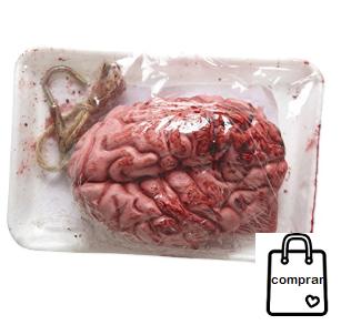 Bandeja con cerebro