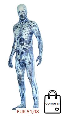 Morphsuit de Aracnomanía